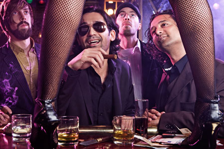 Bachelor Party Bus Las Vegas
