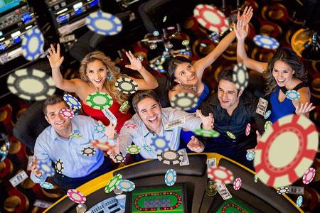 Casino Transportation Las Vegas