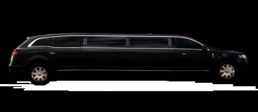 Lincoln MKT Town Car Stretch Black