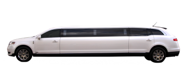 Lincoln MKT Town Car Stretch White
