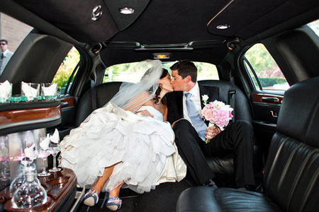 Wedding Transportation Las Vegas